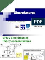 2018 Sincrofasores. Presentación. Curso ESEP y CAPSEP v7
