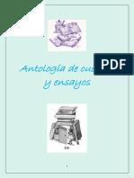 Antologia de cuentos y ensayos