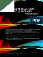 DECALOGO DE PREVENCION DE RIESGOS LABORALES