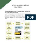 LECTURA 1  DESAFIO DEL ADMINISTRADOR FINANCIERO EN EL ENTORNO ACTUAL (1)