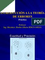 2020-Capítulo P-2. Introducción a la teoría de errores. 09, 10_06_2020