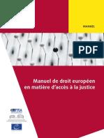 Manuel de Droit Europeen en Matière d'Accès a la Justice.pdf
