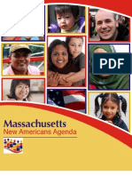 Massachusetts New Americans Agenda