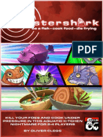 MASTERSHARK - Cook or Die
