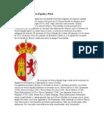 El virreinato en Nueva España y Perú. actividad historia 1