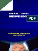 DIPLOMADO COLEGAS- CONTENCIOSO ADMIN.ppt