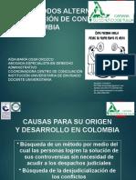 LINEA INSTITUCIONAL Y NORMATIVIDAD DE LA CONCILIACION.pptx