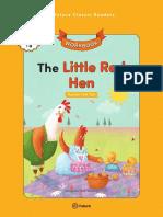 eCR L1-6_The Little Red Hen-WB