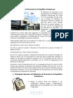 El Ministerio de Hacienda de la República Dominicana.docx