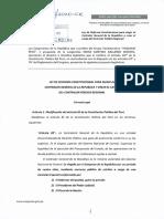 Proyecto de ley -  Podemos Perú