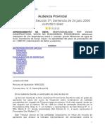 Jur_AP de Sevilla (Seccion 5a) Sentencia de 24 julio 2000_JUR_2001_15560