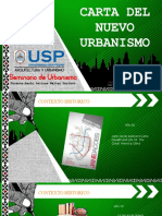 carta del nuevo urbanismo
