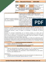 Febrero - 5to Grado Formación C y E (2019-2020)