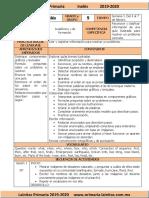 Febrero - 5to Grado Inglés (2019-2020).docx
