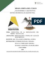 RESTAURACIÓN DEL TEMPLO SANTA ANA 2