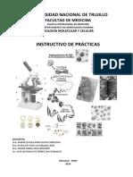 INSTRUCTIVO DE PRACTICAS-2020-Biologia  Molecular