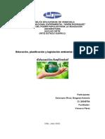 4to trabajo de educacion ambiental
