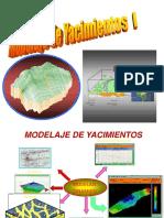 Modelaje de Yacimientos