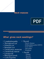 neck mass