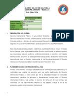 050-241   Derecho Internacional Público 2020 (1)