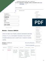 LG CM8350 Dicas de Reparação sem audio - Defeitos - Avarias (Pag. 1_1)