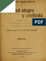 Jacinto Benavente - La ciudad alegre y confiada, facsimil 1916.pdf