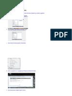 Trabajo de Windows Vista en Maquina Virtual