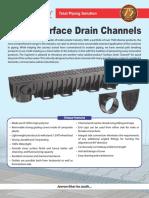 Surface Drain Channels (S)_Rev 00-10-2017