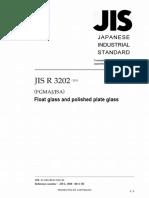 JIS R 3202-2011