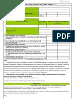 House Property Declaration - 2011-12.xls