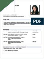 CV_Manaswinee Hazarika_FMS_NIFT_Shillong.pdf