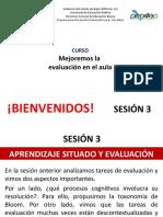 SESION 3. APRENDIZAJE SITUADO Y EVALUACION.pptx
