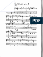 Partita in A - Kärntner Lautenbuch