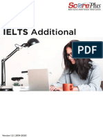 IELTS ADDITIONAL BOOK with Oxana additions