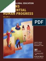 Patterns of Potential Human Progress