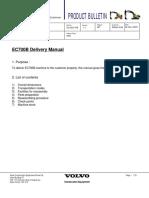 PB EC700B Delivery Manual INT