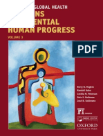 Patterns of Potential Human Progress