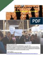 Incidencia en política para la definición de espacios intersectoriales de hábitat