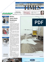 January 14, 2011 Strathmore Times