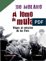A lomo de mula - Viajes al corazón de las FARC - Pdf-a.pdf