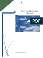 Etude+monographique+-+Franchise
