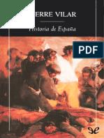 Historia de España-Pierre Vilar