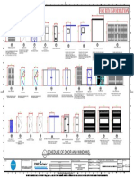 A-02-2 Schedule of Doors and Windows