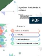Système flexible de Stockage