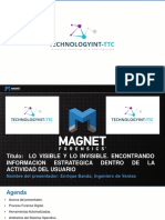 Enrique I Banda Magnet Forensics Presentación  Republica dominicana