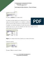 (36) Terminología tablas d. (tipos de campo)