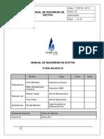 Manual de Seguridad de Ductos AE Dic 16 Rv05