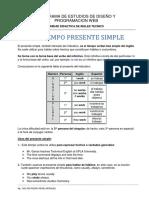 Manual Del Presente Simple