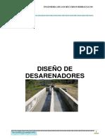 Diseño de Desarenadores.pdf