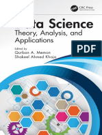 Data Science Theory, Analysis and Applications_Memon_Ahmed